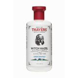 Thayers Unscented Witch Hazel Toner 355ml (Alcohol Free)