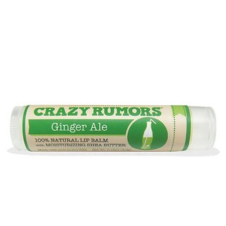 Crazy Rumors Ginger Ale Lip Balm