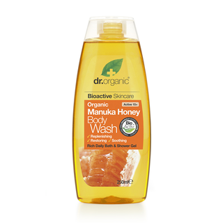 Dr Organic Manuka Honey Body Wash 250ml