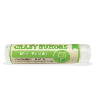 Crazy Rumors Mint Bubble Gum Lip Balm